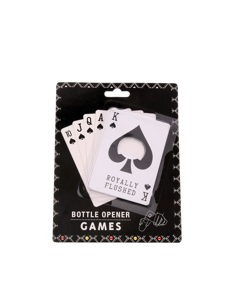 Bottle Opener Spades