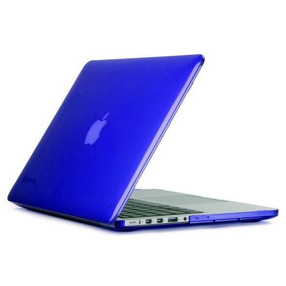on sale 8cffc 97557 Speck Seethru Case Cobalt Blue Macbook Pro 13 Retina
