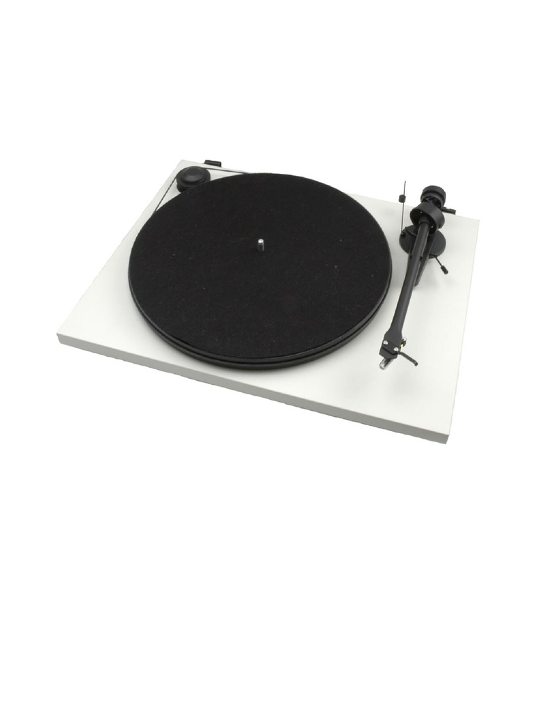 Pro-Ject Essential II Phono Usb Matt White Om5E Turntable