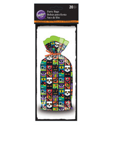 Wilton Jack N Ghoul Party Treat Bags [20 Pieces]