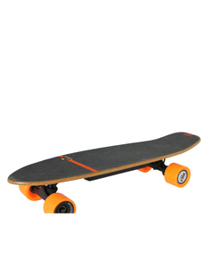 Mini Fiik Electric Skateboard Black/Bamboo