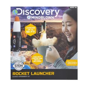 Discovery Mindblown Science Rocket Kit