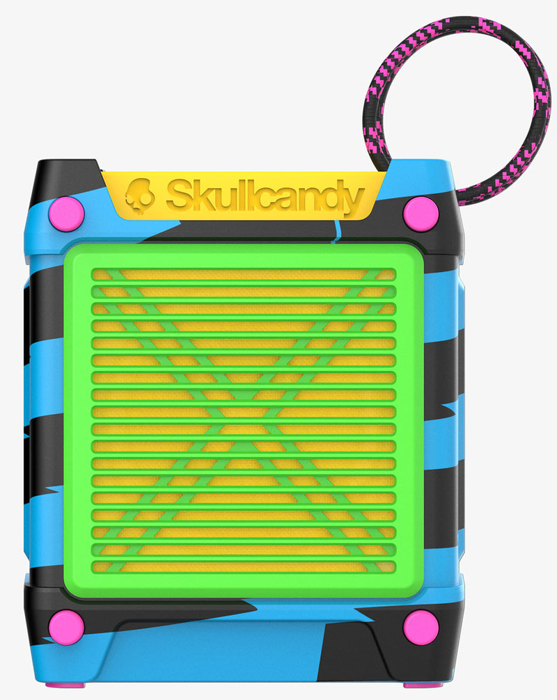 Skull Candy Shrapnel Locals Only Collection Splash & Drop Resistant Speaker