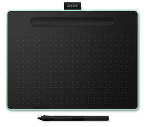 Wacom Intuos M Pistachio Bluetooth Graphic Tablet
