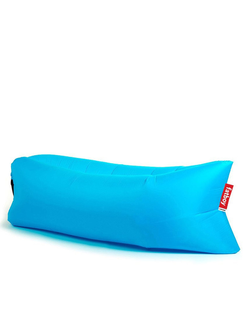 buy online 324ae c6c62 Fatboy Lamzac Portable Sofa Aqua Blue   Furniture   House   Virgin Megastore