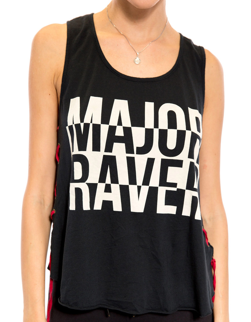 Major Raver Bla Women'S M