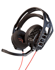 Plantronics Rig 505 Lava Stereo Pc Gaming Headset
