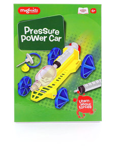 Keycraft Magnoidz Pressure Powered Car Science Kit