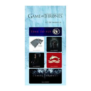Game of Thrones Magnets Set A