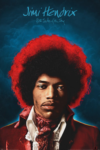 Jimi Hendrix Both Sides Of The Sky Maxi Poster [61 x 91.5 cm]