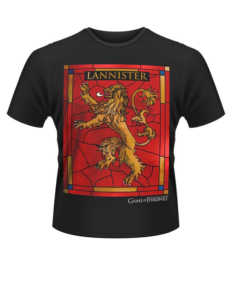 plastichead game of thrones house of lannister black t shirt tops t shirts fashion men. Black Bedroom Furniture Sets. Home Design Ideas
