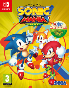 Sonic: Mania - Plus [Pre-Owned]