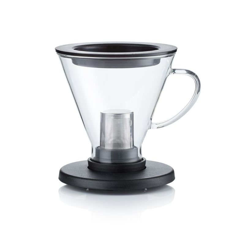 Barista & Co Brewthru Coffee Brewer Black