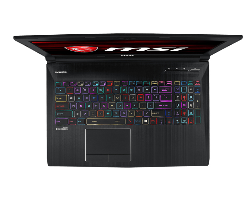 MSI Gaming GT63 8RG Titan 2 2GHz i7-8750H 15 6