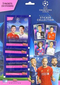 Topps Champion League Match Attax 19-20 Multi Pack