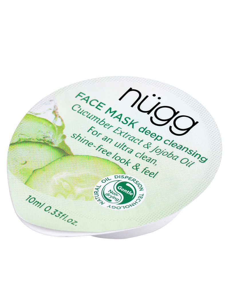 Nugg Beauty Deep Cleansing Face Mask Single Pod 10ml