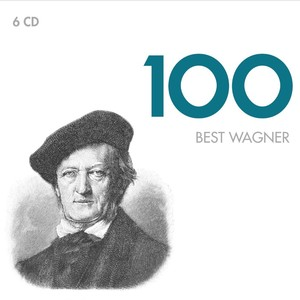 100 Best Wagner [6 Disc Set]