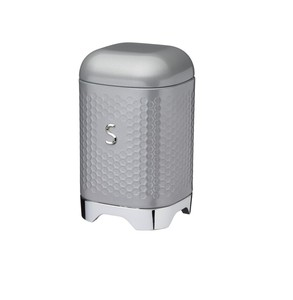 Lovello Shadow Grey Sugar Canister