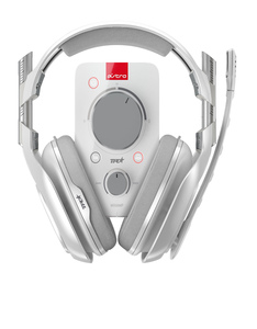 Astro Gaming A40TR White Gaming Headset +Mixamp Pro Xbox One