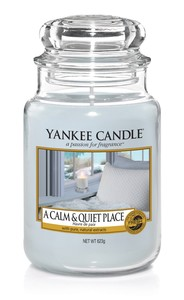 Yankee Candle Classic Jar Candle A Calm & Quiet Place L