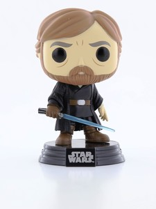 Funko Pop Star Wars Luke Skywalker Final Battle Vinyl Figure