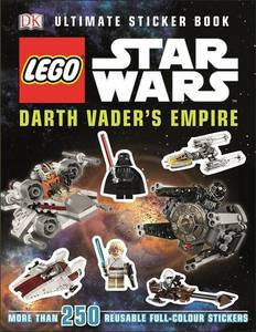 Darth Vader's Empire Sticker Book