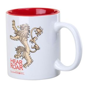 Time City Game Of Thrones Lannister White Mug