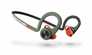 Plantronics BackBeat FIT Stealth Green Wireless Earphones