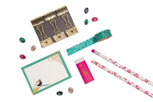 Sara Miller Stationery Accessory Set