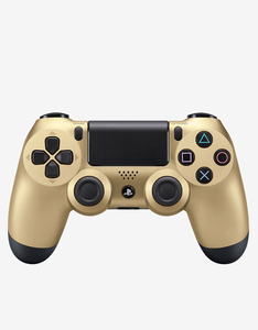 Sony Dualshock 4 Gold Controller PS4