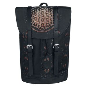 Bring me the Horizon Flower Of Life Heritage Bag