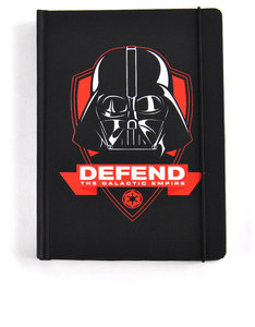 Star Wars Darth Vader Icon A5 Notebook