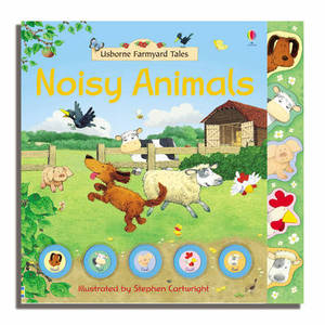 Noisy Animals Book