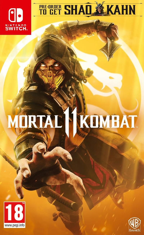 Mortal Kombat 11 Nintendo Switch Games Nintendo Switch Gaming Virgin Megastore