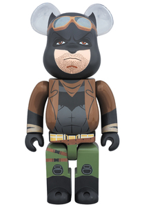 Bearbrick Knightmare Batman 400 Percent Figure