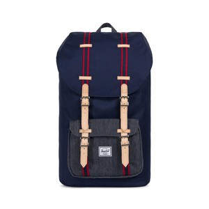 Herschel Little America Peacoat/Dark Denim Backpack