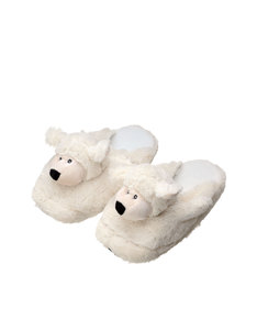 La Chaise Longue Thermal Lounge Slippers Sheep