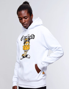 Cayler & Sons WL Left Side Garfield Hoody White