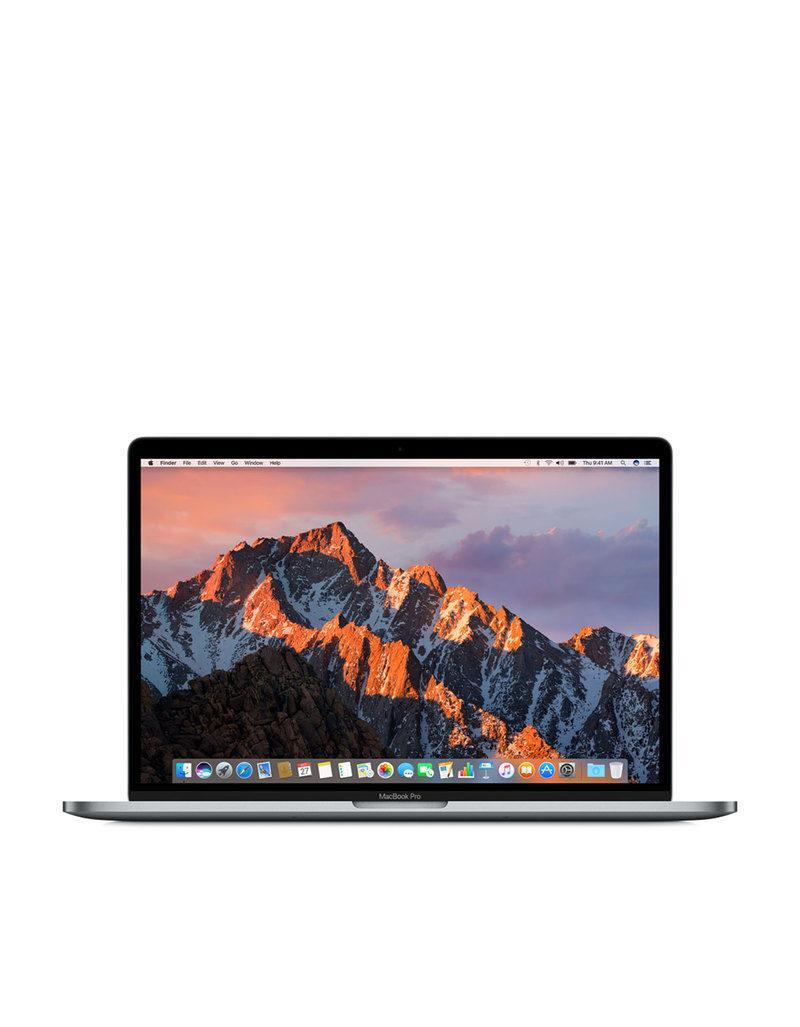 Macbook Pro 15-Inch With Touch Bar Space Grey 2.9Ghz Quad-Core I7/512Gb Arabic/English
