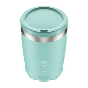 Chilly's Bottles Pastel Green Coffee Cup 340ml