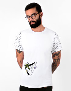 La Come Di Palm Tree Men's T-Shirt