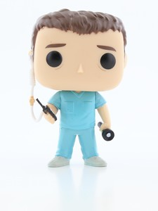 Funko Pop Stranger Things S2 Bob In Scrubs Vinyl Figure