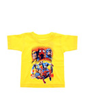 Marvel The New West Yellow Kid's T-Shirt