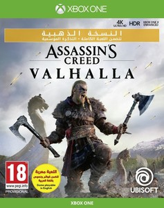 Assassin's Creed Valhalla Gold Edtion