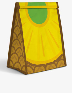 Mustard Froot Pineapple Sandwich Bag