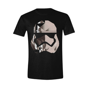 Time City Star Wars Cubical Trooper Charcoal Men's T-Shirt