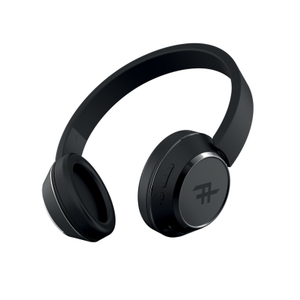 iFrogz Coda Black Wireless Headphones
