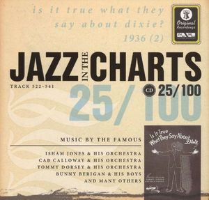 JAZZ IN THE CHARTS VOL. 25