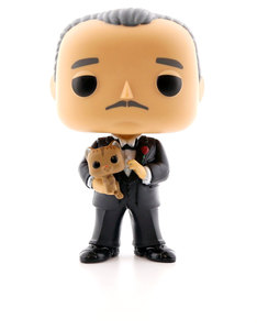 Funko Pop The Godfather Vito Corleone Vinyl Figure