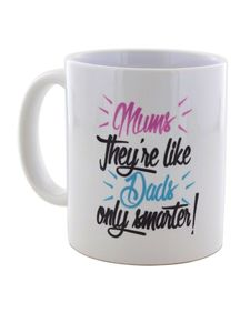 I Want It Now Mums Like Dads Mug